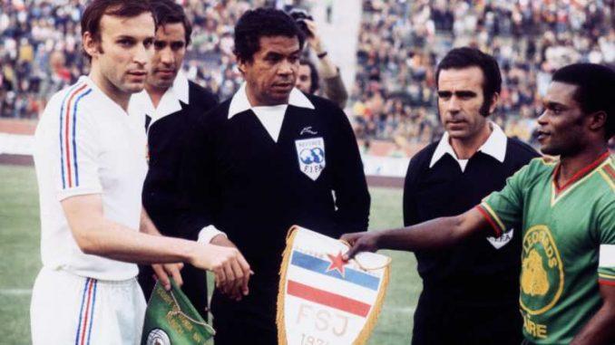 Kako je Jugoslavija uništila fudbal u Zairu 2