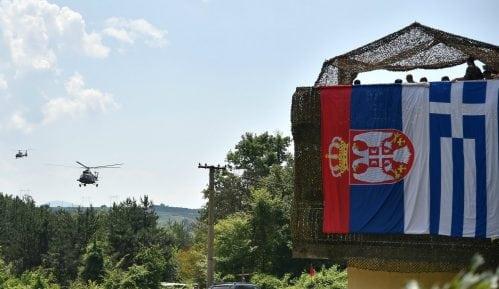 Aleksinac: Održana zajednička vežba Vojske Srbije i Grčke 13