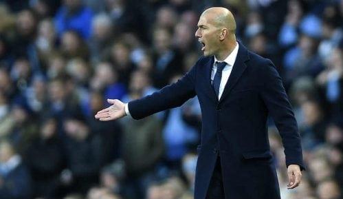 Zidan podneo ostavku, Real ostao bez trenera 9