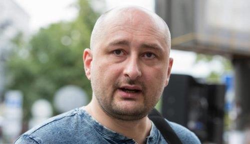 Novinar Babčenko nije ubijen 12