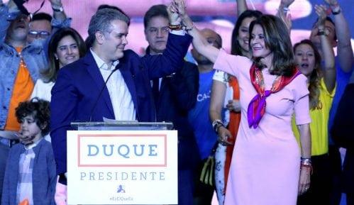 Kolumbijci nisu izabrali predsednika u prvoj rundi glasanja 7