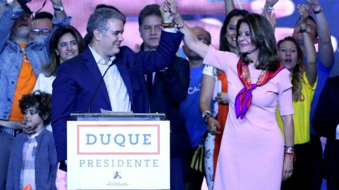 Kolumbijci nisu izabrali predsednika u prvoj rundi glasanja 1