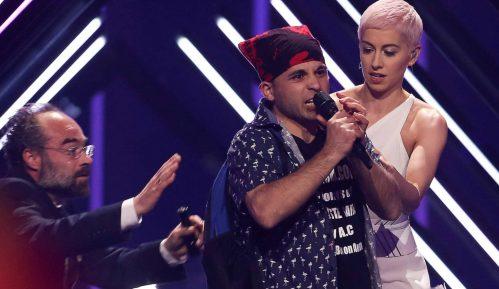 Ko je mladić koji je izazvao incident na Evroviziji 9