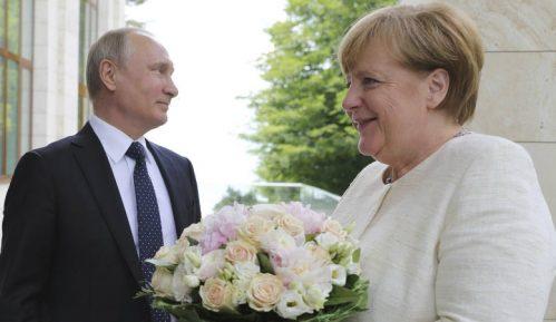 Merkel i Putin o Iranu 8