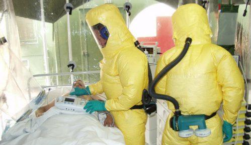 Tri nova slučaja Ebole 6