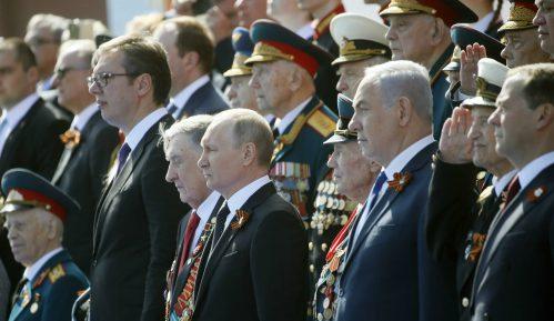 Vojna parada u Moskvi (VIDEO) 13