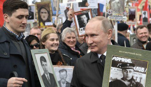Putin pozvao Vučića na marš Besmrtnog puka 11