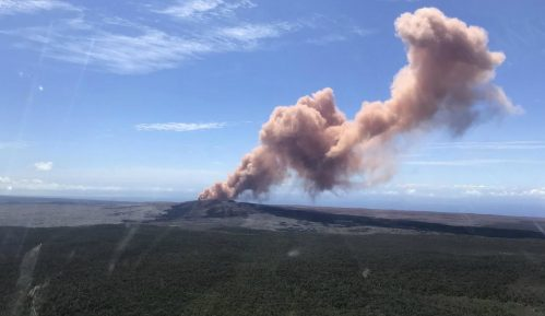 Od jutros zabeležene dve erupcije indonežanskog vulkana Soputan 14