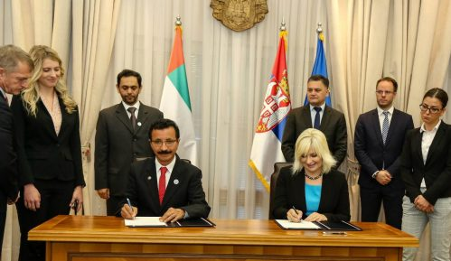 Potpisan dokument o razvoju rečnih luka sa kompanijom iz UAE 14