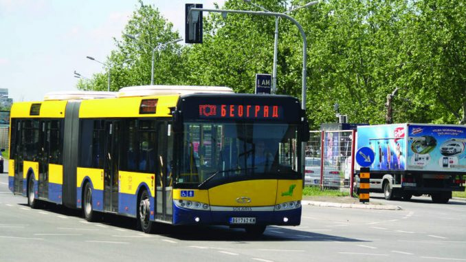 Autobus 707 kasnio više od dva sata 1
