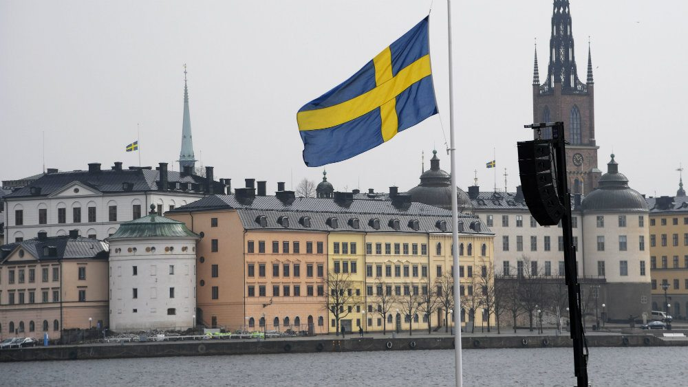 Švedska glasa o poverenju Vladi 1