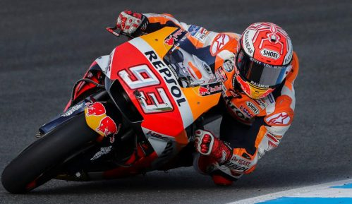 Moto GP: Rutinska pobeda Markeza u Herezu 15
