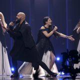 Iz kojih zemalja je Srbija na Evroviziji dobila najviše glasova publike? 14