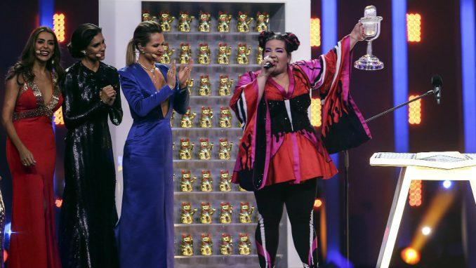 Izrael pobedio na Pesmi Evrovizije, Srbija na 19. mestu (FOTO, VIDEO) 4
