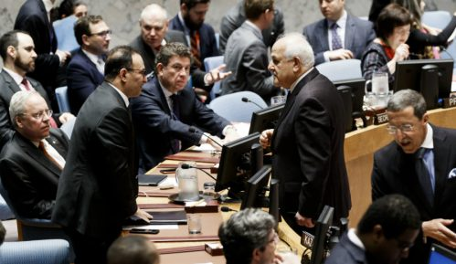 Međusobne optužbe izraelskog i palestinskog ambasadora na sednici SB 2