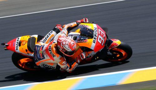 Moto GP: Markez dominantan u Le Manu 14