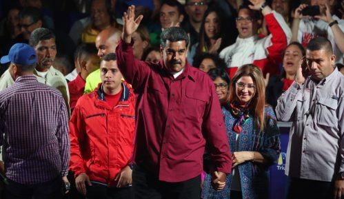 Venecueli preti izolacija 8