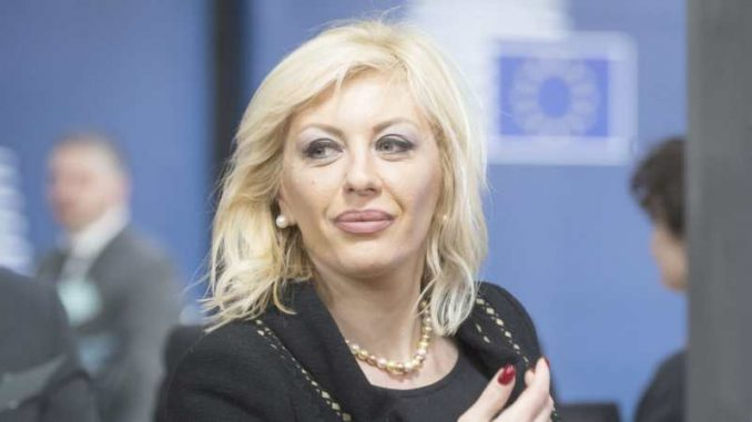 Jadranka Joksimović: Pozitivan politički signal 1