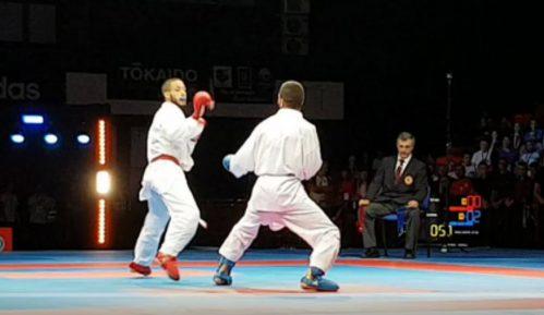 Stefan Joksić osvojo srebro u karateu 10