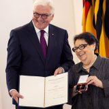 Sonja Liht odlikovana najvišim priznanjem Nemačke 12
