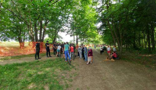 Posečeni Borići na Petlovom brdu, jedna devojka uhapšena 12