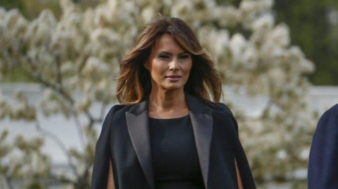 Melanija Tramp najavila obnovu vrta ruža u Beloj kući 3