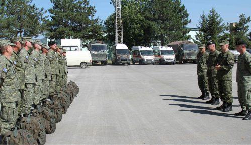 RSE: Kosovskim snagama bezbednosti stigla blindirana vozila iz SAD 12