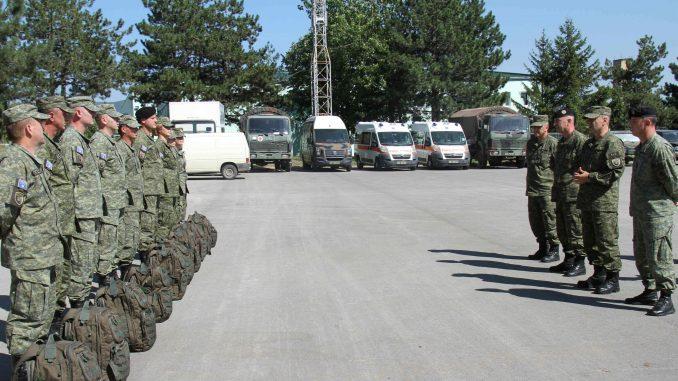 RSE: Kosovskim snagama bezbednosti stigla blindirana vozila iz SAD 3