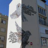 Izraelski umetnici poklonili mural Beograđanima 12