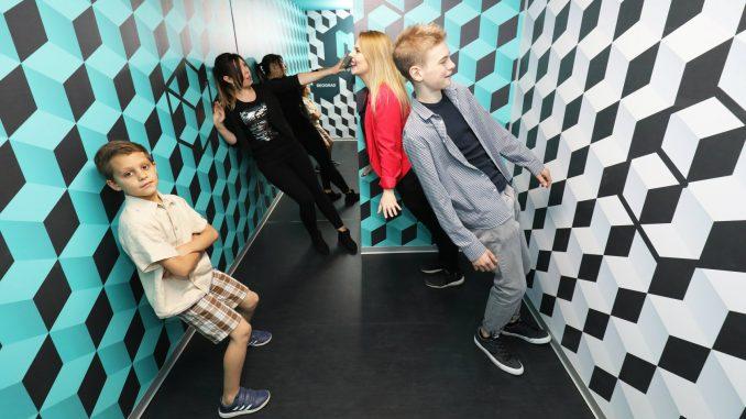 Ponovo radi Muzej iluzija (video) 1