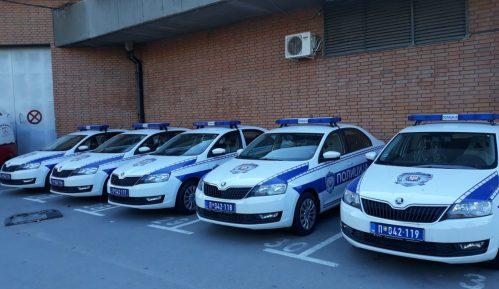 """Sedam novih """"Škoda-rapid"""" za policiju 7"""