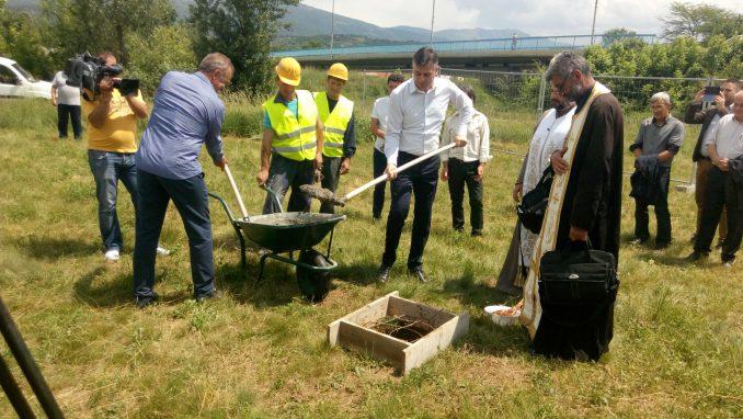 Počela izgradnja stambeno poslovnog kompleks ''Zapadni kej'' u Pirotu 4