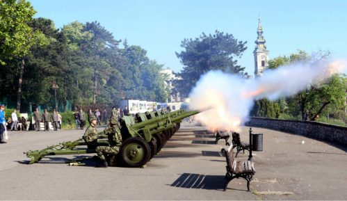Počasna artiljerijska paljba povodom Dana državnosti danas u 16 časova 15