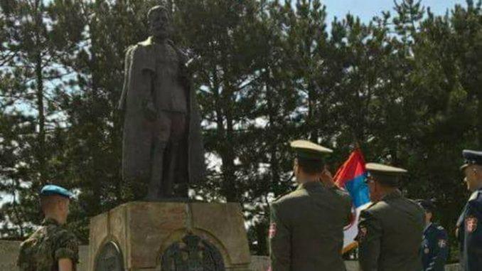 Da li je vojska polagala vence na spomenik Draži Mihailoviću? 3