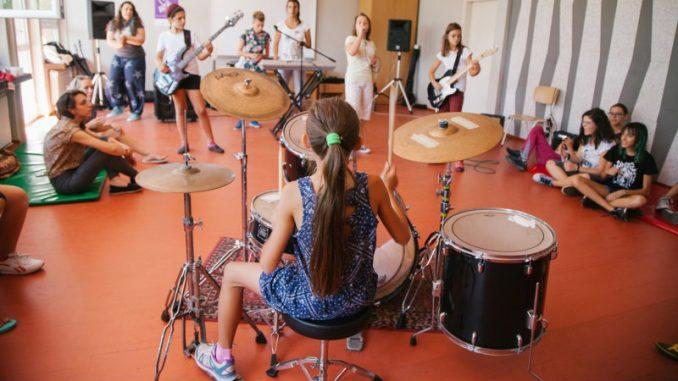 Rok kamp za devojčice 1