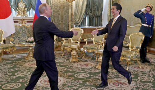 Rusija i Japan hoće da reše sedamdesetogodišnji spor 9