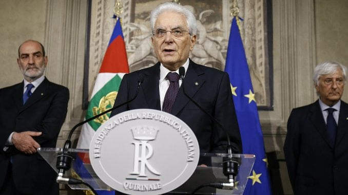 Matarela dao partijama još vremena za dogovor o rešenju političke krize 3