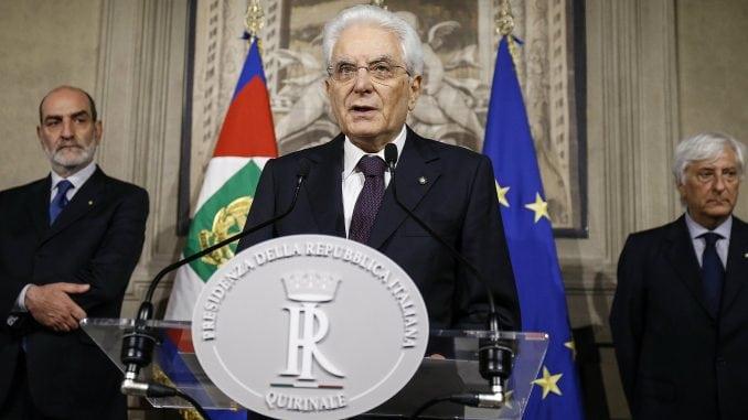 Predsednik Italije upozorava da još nije završena kriza sa koronom 2