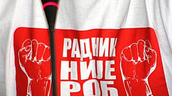 Sindikat Sloga: Radnici u Srbiji 1. мај dočekuju u represiji i depresiji 4