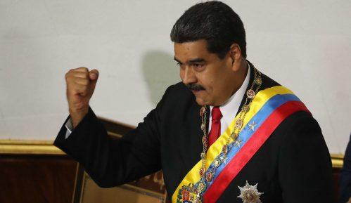 Maduro položio zakletvu za predsednika Venecuele 6