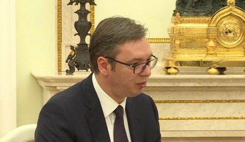Vučić: Napadi i ubistva novinara se u Srbiji neće dogoditi 13