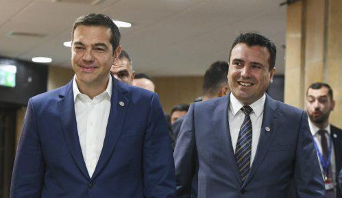 Nastavljaju se razgovori Zaeva i Ciprasa o imenu Makedonije 1