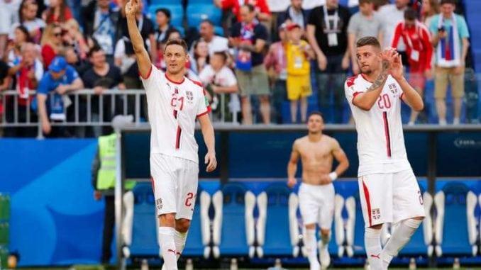 Srbija protiv Brazila u (ne) mogućoj misiji plasmana među 16 najboljih 4