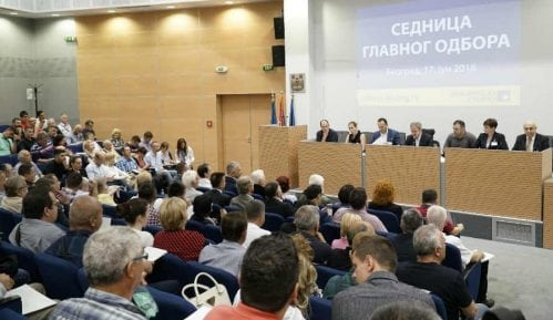 Lutovac: Izbor Izvršnog odbora nije bio planiran 9