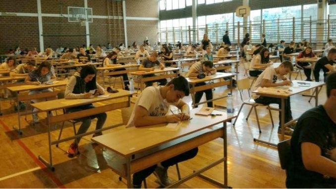 Kontrola i sankcije zbog nepravilnosti na završnom ispitu 1