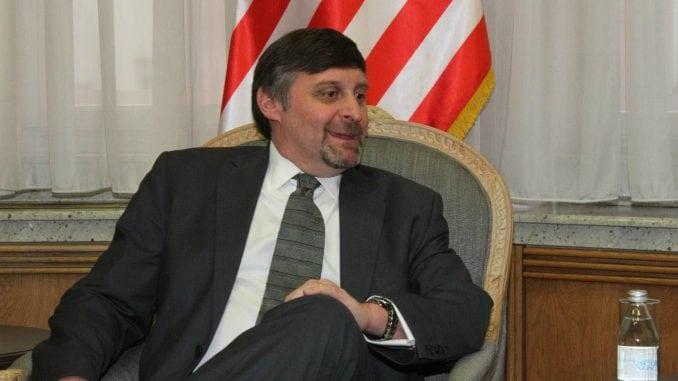 Đilas, Jeremić, Lutovac, Obradović i Trifunović sastali se sa Metju Palmerom 2