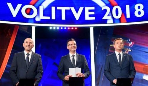 Parlamentarni izbori u Sloveniji: Igra malih brojeva 14