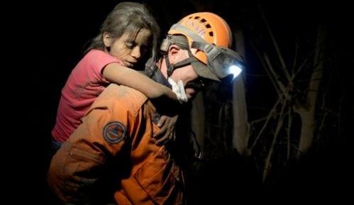 Desetine poginulih u erupciji vulkana u Gvatemali 12