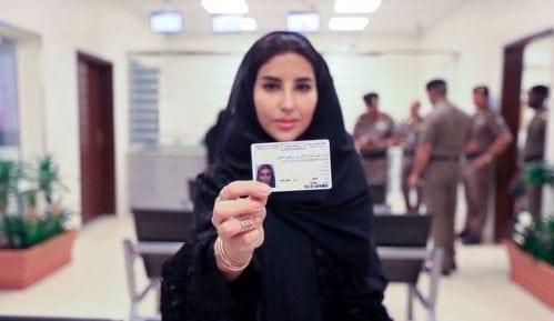 Prve vozačke dozvole za žene u Saudijskoj Arabiji 1