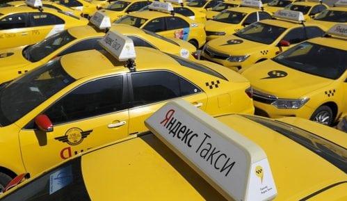 Dolazak Jandeksa u Srbiju: Taksisti i dalje nezadovoljni 6